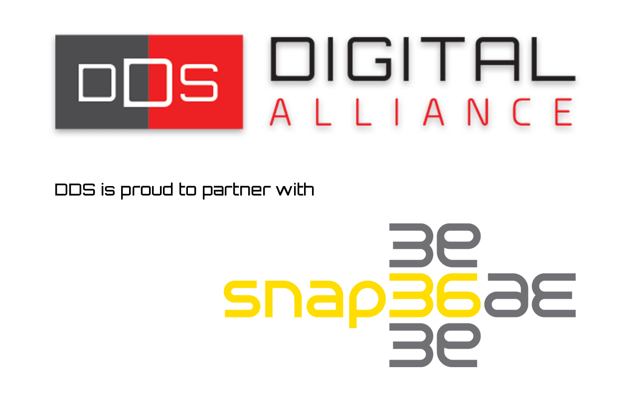Snap36 Partners with DDS